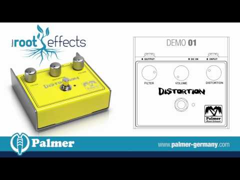 Palmer root effects - Distortion