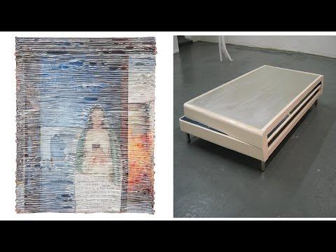 Opening Exhibition Strom und Boden @ Breed Art Studios, Amsterdam