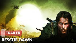 Rescue Dawn 2006 Trailer HD | Christian Bale | Steve Zahn