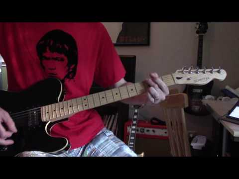 A Girl Like You (Lesson) - Smithereens