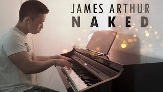 James Arthur - Naked (piano cover by Ducci)
