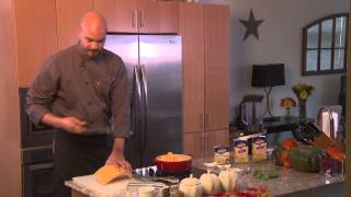 Kitchen Courses - Swanson Thai Ginger Basil Pumpkin Soup