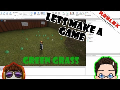 Roblox - Lets Make a Game - Sitting Room Help