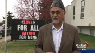 Ahmadiyya Muslim Community of Edmonton comes together to condemn Paris attacks