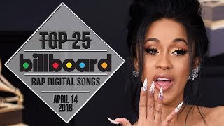 Baixar Top 25 • Billboard Rap Songs • April 14, 2018 | Download-Charts