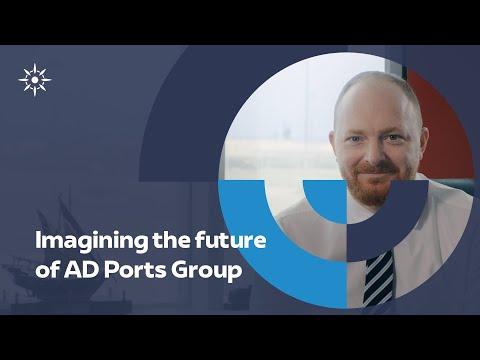 Imagining the future of Abu Dhabi Ports | Abu Dhabi Ports