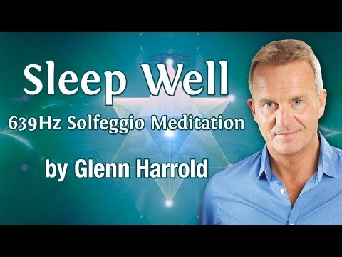 Sleep Well tonight with this Amazing Free Solfeggio Sonic Hypnosis Session