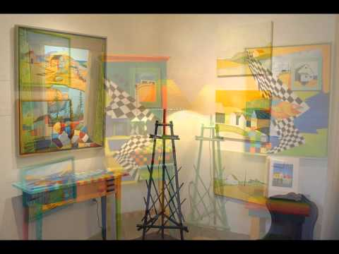 Slide Show of the Galleries at the Maritime Painted Saltbox Fine Art Gallery 2013