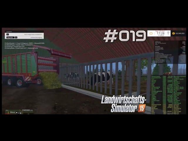 Let's Play Landwirtschafts Simulator 2015 | Hof-Arbeiten | Folge #019