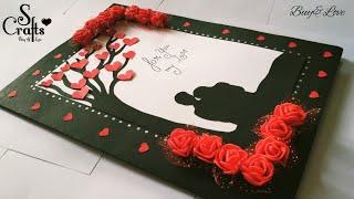 Gift Card | Handmade | Anniversary gift | Birthday Gift | Card ideas | S Crafts