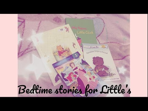 ddlg// Little Space Bedtime Stories - YouTube
