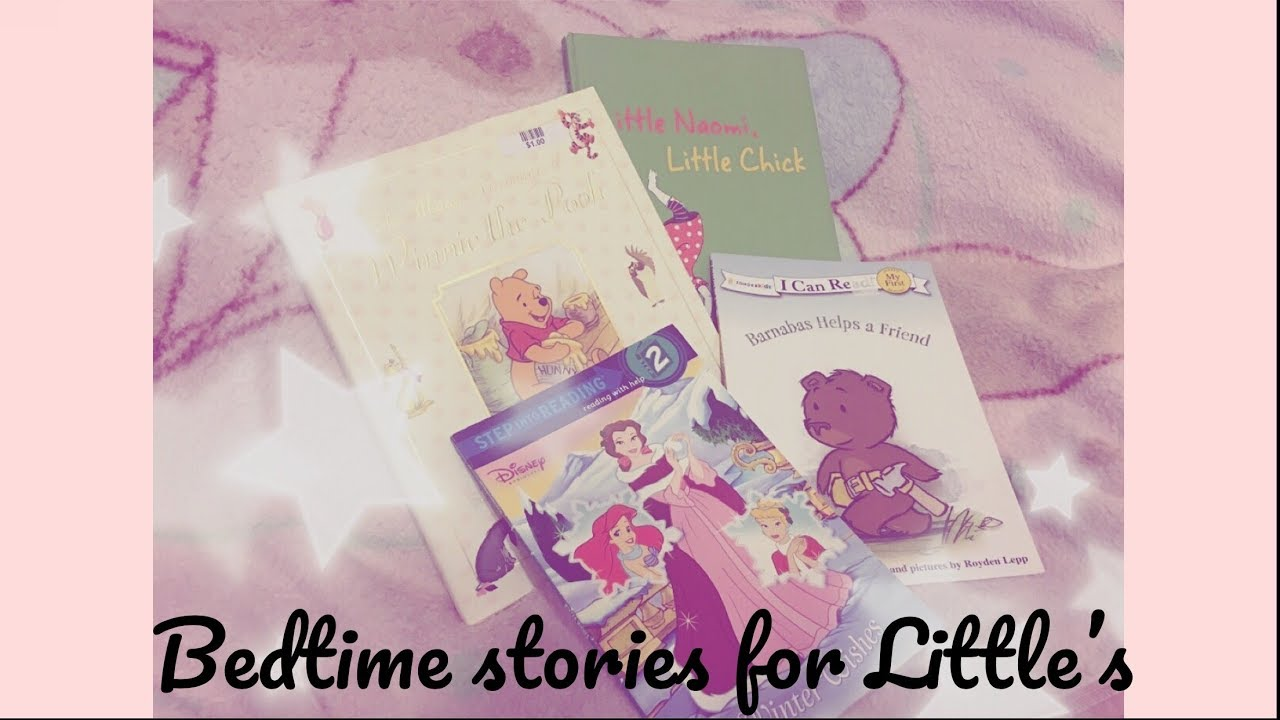 //ddlg// Little Space Bedtime Stories