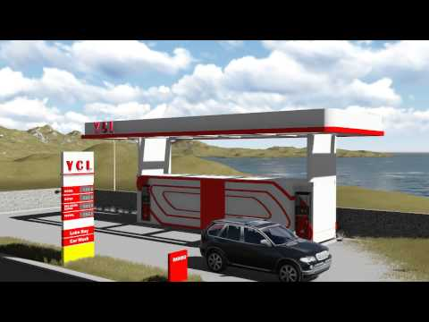 Mobile Petrol Stations