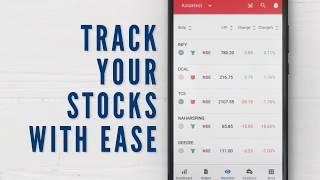 Kotak Stock Trader – Online Stock Trading App