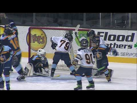 NW Jr.  Chargers - December 18th, 2016: First Intermission
