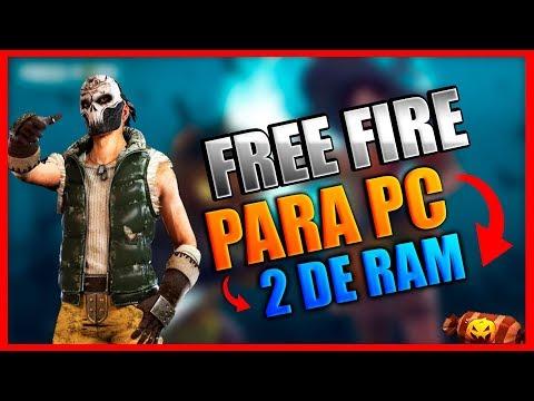 COMO JUGAR FREE FIRE EN PC SIN EMULADOR SIN LAG │GAMA BAJA CON 2 DE RAM