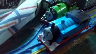 Tomy/Trackmaster T&F Thomas and Percy