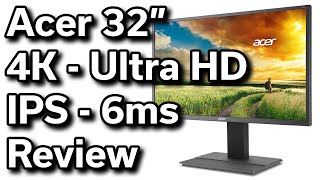 монитор Acer BX320HKymjdpphz