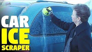 Car Ice Scraper | car windshield snow scraper