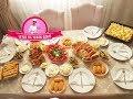 KAHVALTI MASASINDA NELER YOKKİ / Gün için Kahvaltı Masası