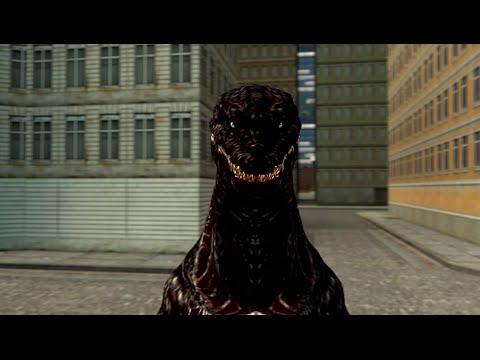[SFM] Shin Godzilla and Godzillas