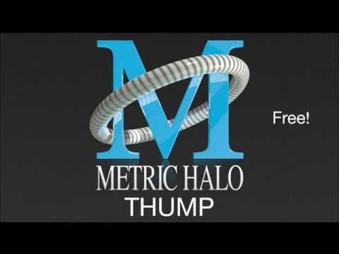 Introducing MH Thump - Free Plugin!