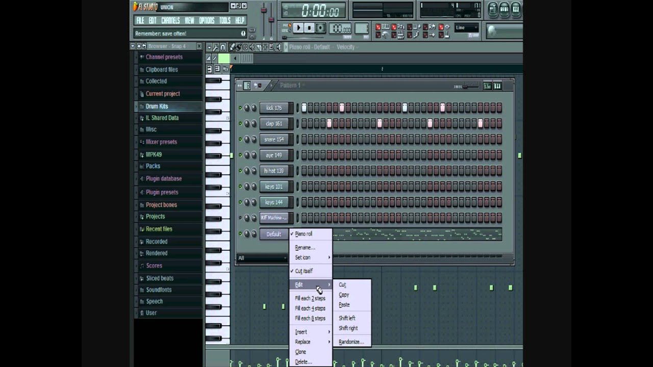 how to use fl studio 9 producer edition