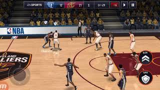 NBA MOBİLE 2018 NEW SEASON MEMPHİS GRİZZLİES VS CLEVELAND CAVALİERS