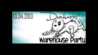 ShokZi - Promo Mix For Deadbeats* Warehouse Party 13.04.2013