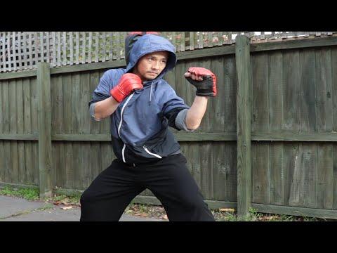 Shaolin Kung Fu Wushu Kickboxing for Beginners Session 2