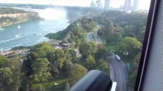 "Niagara Falls (Canada) : Sheraton ""Deluxe Fallsview One King"" Room Tour"