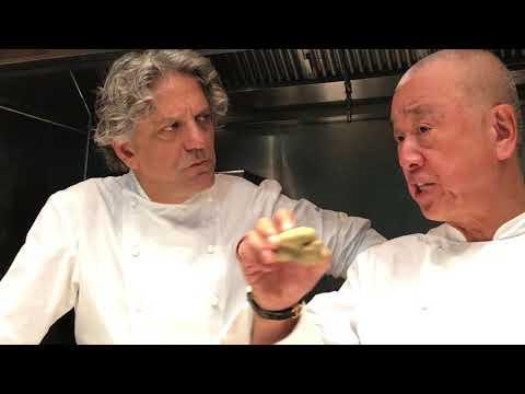 Four Hands Dinner at Atlantis The Palm with Chefs Nobu Matsuhisha & Giorgio Locatelli