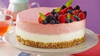 Mousse de Fresas con Yoghurt