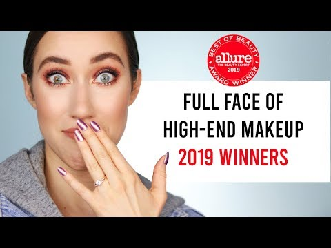 Full Face Using Allure High-End Winners thumbnail