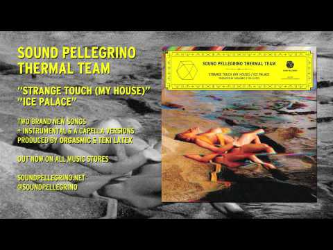 "Sound Pellegrino Thermal Team ""Ice Palace"""