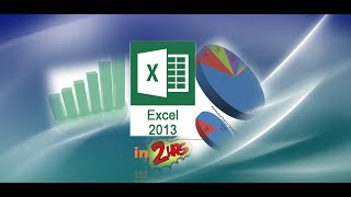 Excel 2010 Full Tutorial Comprehensive Part 1 of 2 - Become a Pro in 1 Hour