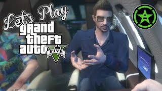Let's Play – GTA V – Free Roaming