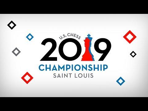 2019 U.S. Chess Championships: Round 8