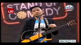 Mudy Taylor Stand Up Comedy Indonesia TERBARU & TERLUCU MetroTV 11 Juni 2014