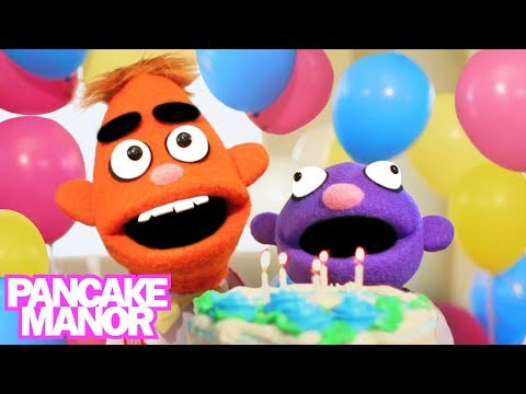 HAPPY BIRTHDAY SONG ♫ - Pancake Manor