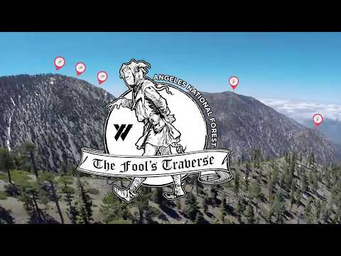 Fool's Traverse 2017 - A Benefit For Trash Free Earth | TRVRS Apparel