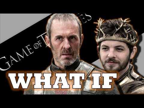 Game of Thrones WHAT IF: Renly Supports Stannis Baratheon as King