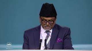 Ahmadiyya Annual Peace Prize - Jalsa UK 2019