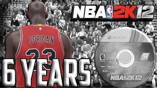 NBA 2K12 6 Years Later...