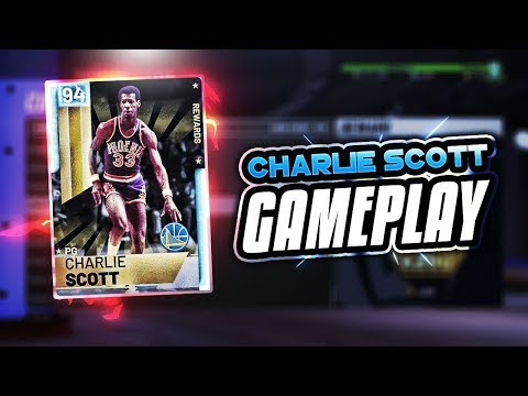 DIAMOND CHARLIE SCOTT IS THE NEW PENNY HARDAWAY! EVERYONE KEEPS QUITING!