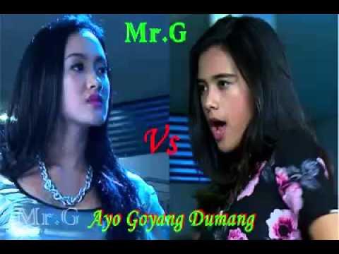 Ayo Goyang Dumang ~ Cita Citata vs Nom Nom Gowes ~ Mr.G
