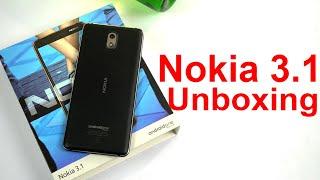 Nokia 3.1 Unboxing , Initial Impressions, Initial Impressions, Camera Shots,Benchmark Scores