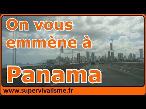 17 - On vous fait visiter Panama City