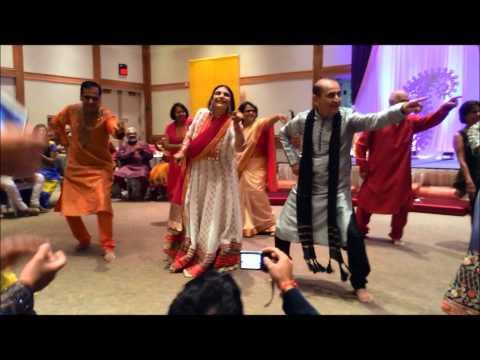 Parents Dance At Anjali & Manal's Sangeet Night 081415