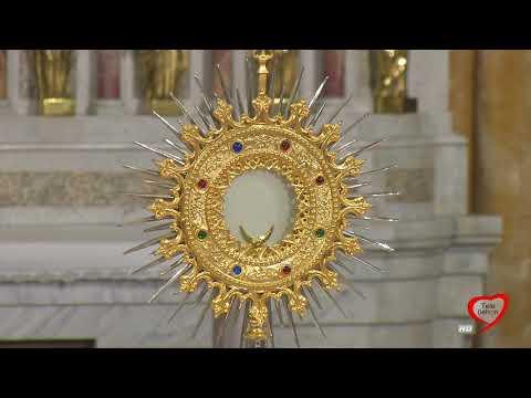 Con il Dio della Vita... Adorazione Eucaristica - 12 marzo 2020